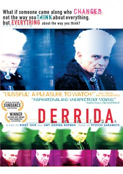 Derrida - The Work of a French Philosopher