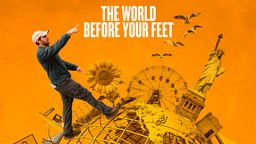 The World Before Your Feet - A Six Year Journey Through New York City